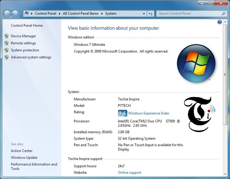 how to find oem logo in windows