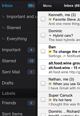 Gmail App for ios 1