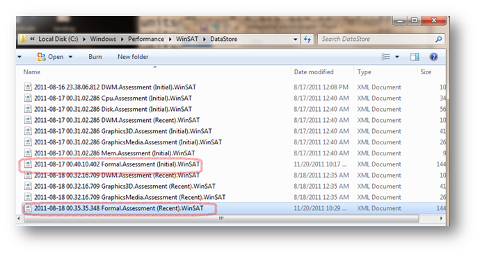 Formal.Assessment (Initial).WinSAT file location