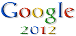 Google prediction for the year 2012