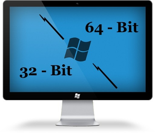 windows 32 bit 64 bit