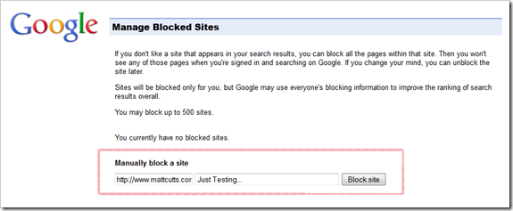 How To Block a Website on Google Chrome - Google Product ...
