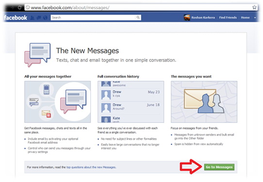 Create Facebook Email ID