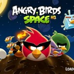 Rovio announced, Angry Birds Space Now Available For Download