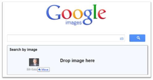 drag and drop google reverse image search