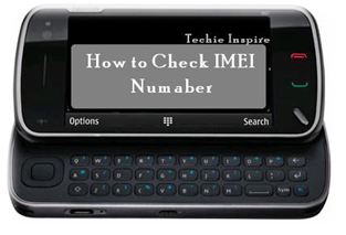 How To Check IMEI