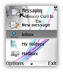 Transfer Incoming Message To Memory Card Nokia