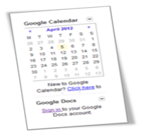 Add Google Docs And Google Calendar In Gmail Sidebar