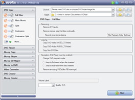 DVDFab DVD Copy software