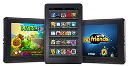 Kindle Fire's Game Circle Out