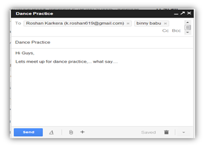 new gmail compose