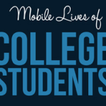 [Infographic] Mobile Lives of College Student