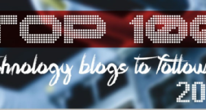 Top 100 Technology blogs to follow
