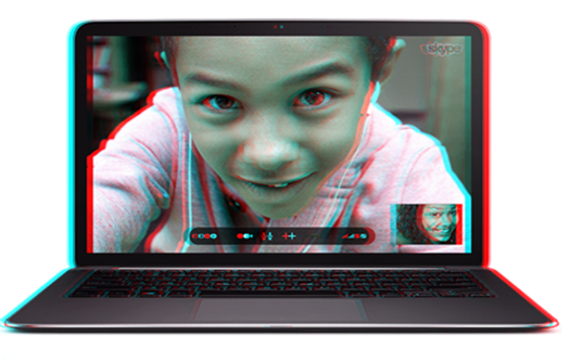 Skype might support 3D Video Calling in Future