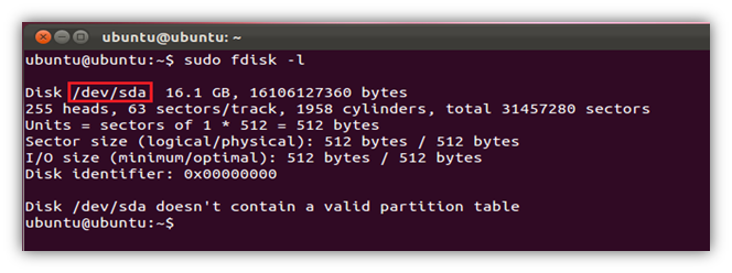 How to Completely Wipe Hard Drive using Ubuntu Live Disk
