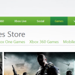 Xbox Live Marketplace is now changed to Xbox Games Store