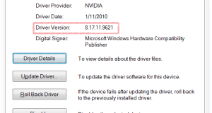 How To Find Driver Version Number for Devices in Windows