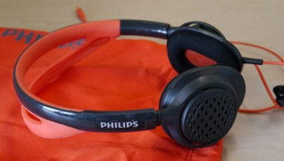 Philips ActionFit SHQ5200 Fitness gadget