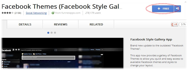 How To Change Facebook Theme Home Page