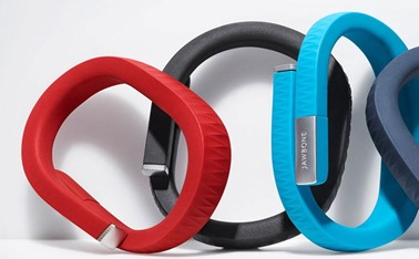 Jawbone Up band Fitness gadget