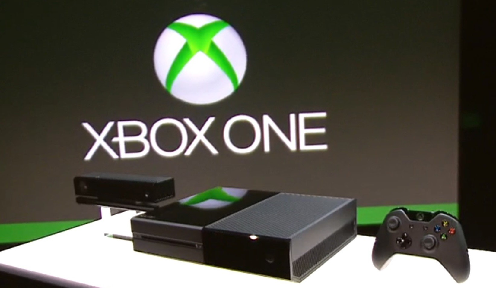 Xbox One unboxing video leaked