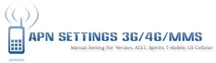 APN Settings USA